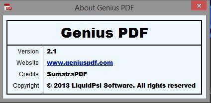 About genius pdf