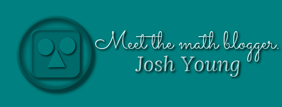 meet the math blogger josh young featured