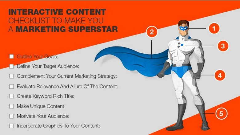 Blogging Superstar, Content Marketing Superstar's Checklist