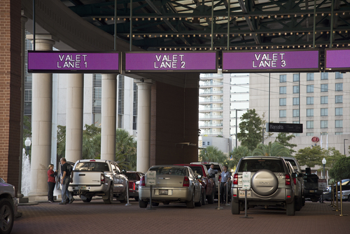 Computerized Valet Parking Software