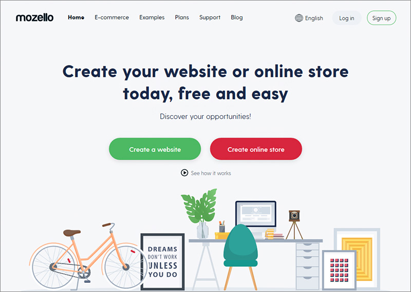 best free website builders, Image, Gaurav Tiwari