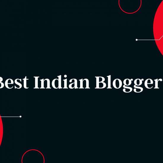 best indian bloggers, Image, Gaurav Tiwari