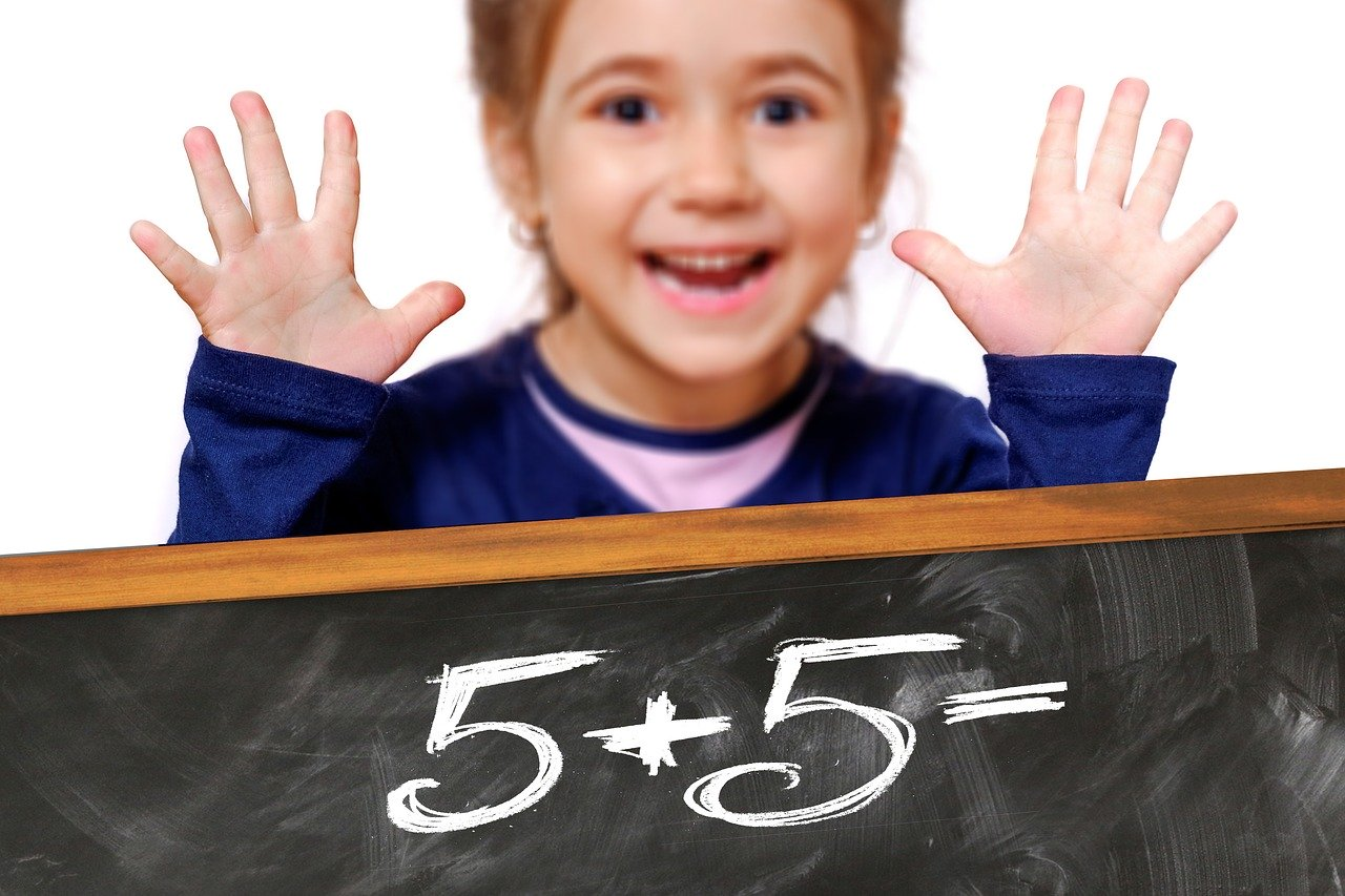 6 ways for children to improve the math school results
