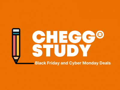 Chegg Study Black Friday 2021 Deals and Reviews