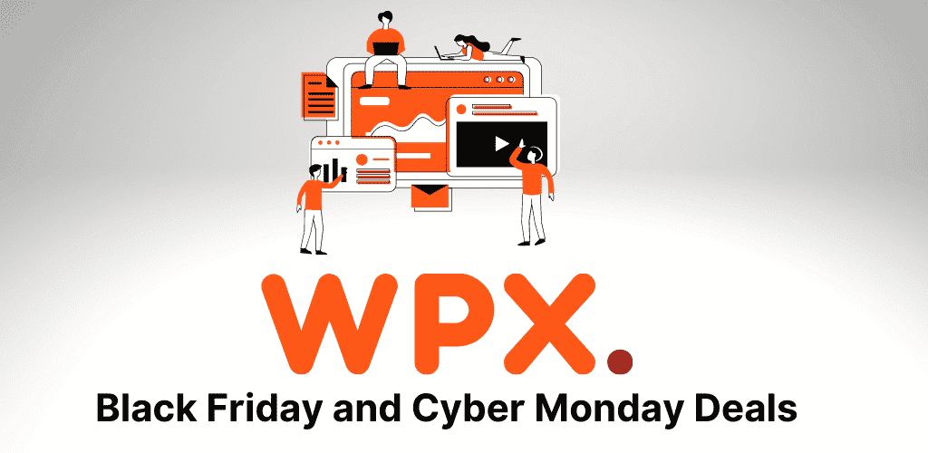 WPX Hosting Black Friday 2021 — Get 90% Off + 3 Months Free