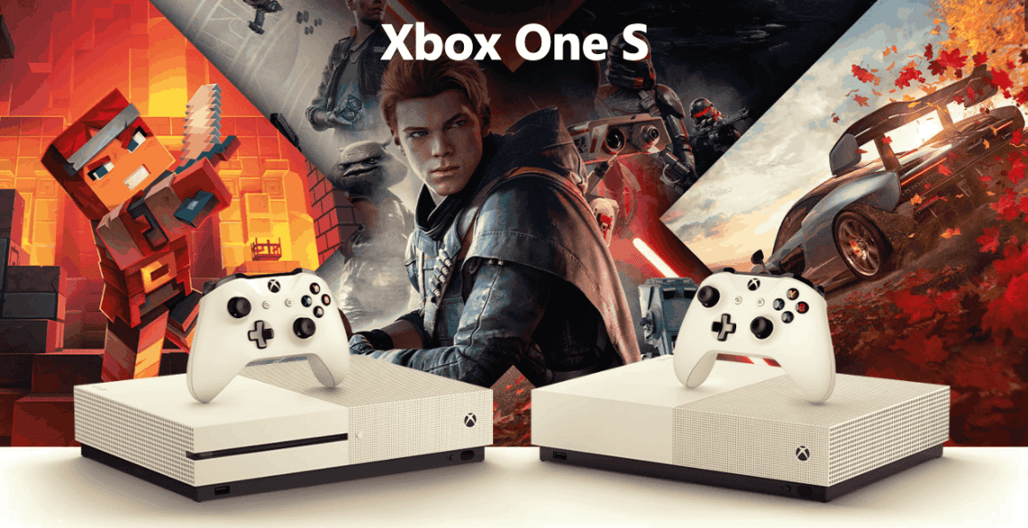 Black Friday Deals on Xbox One S
