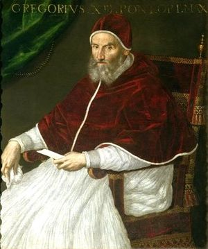 Pope gregory —  day of a week for a given date after the year 1600 in the gregorian calendar.