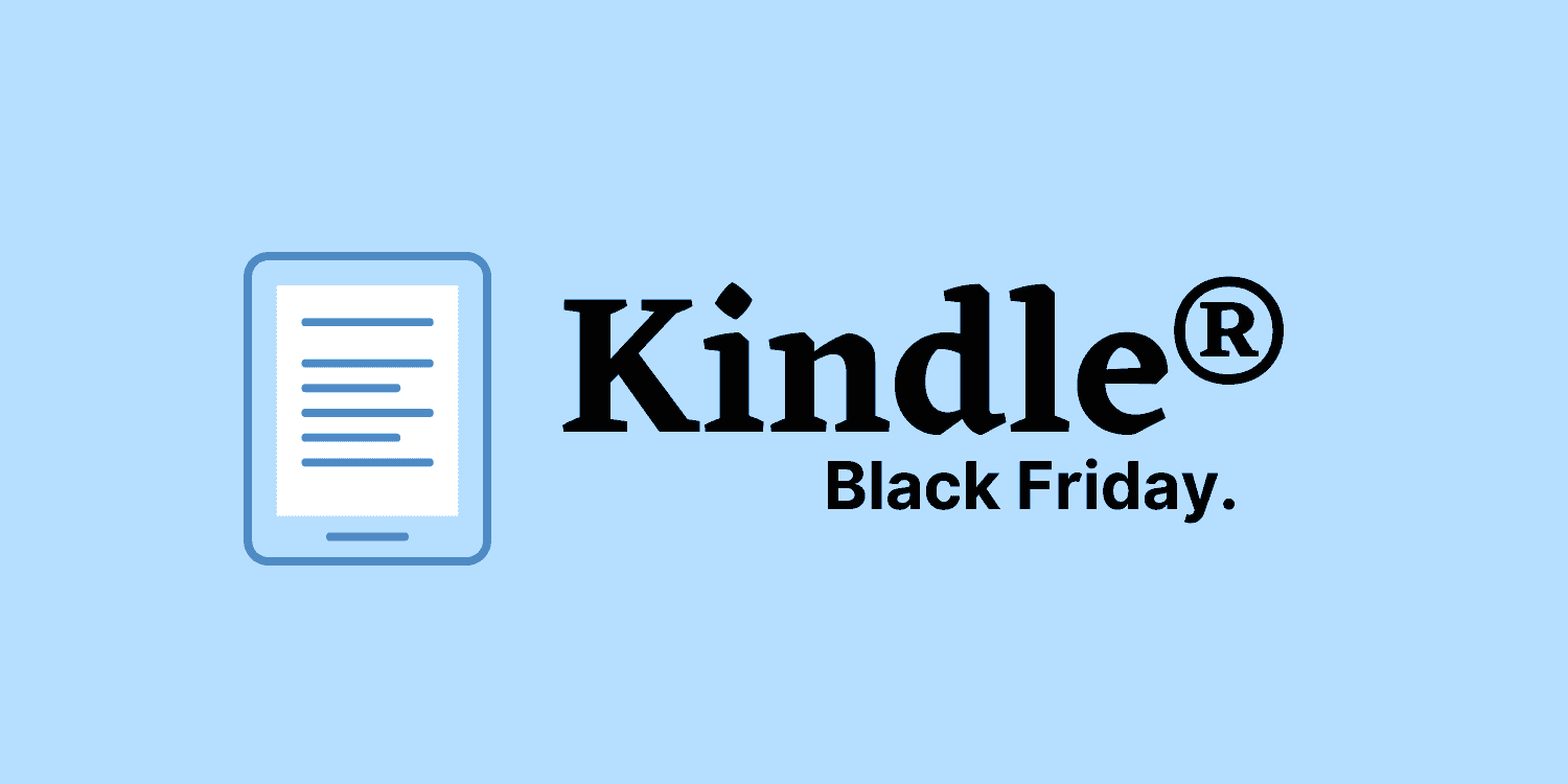 Kindle Paperwhite Black Friday