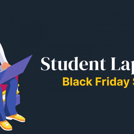 student laptop black friday, Image, Gaurav Tiwari