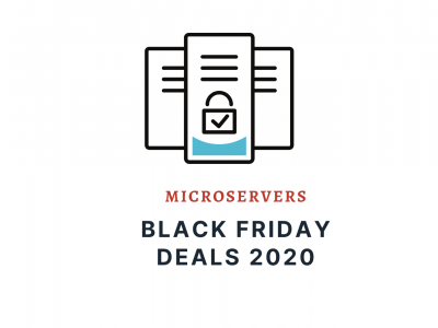 Microserver Black Friday Deals — 5 Best Microservers to buy