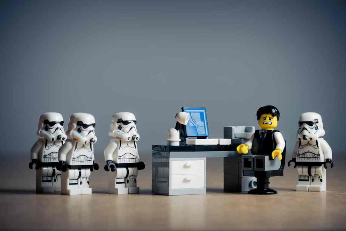 office, people, accused,  star wars image to show Renegotiate Job Offer Once it is Made