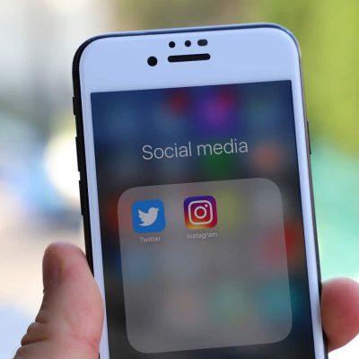 iphone, smartphone, social media