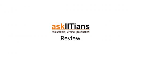 AskIITians review, Image, Gaurav Tiwari