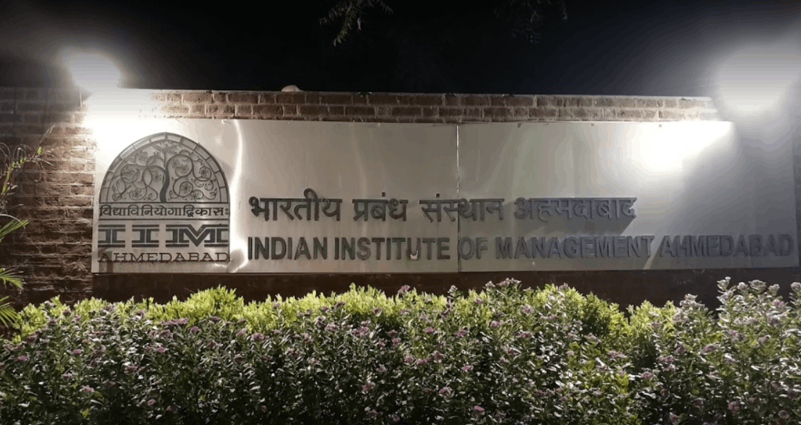 IIM Ahmedabad is one of the top MBA colleges in India