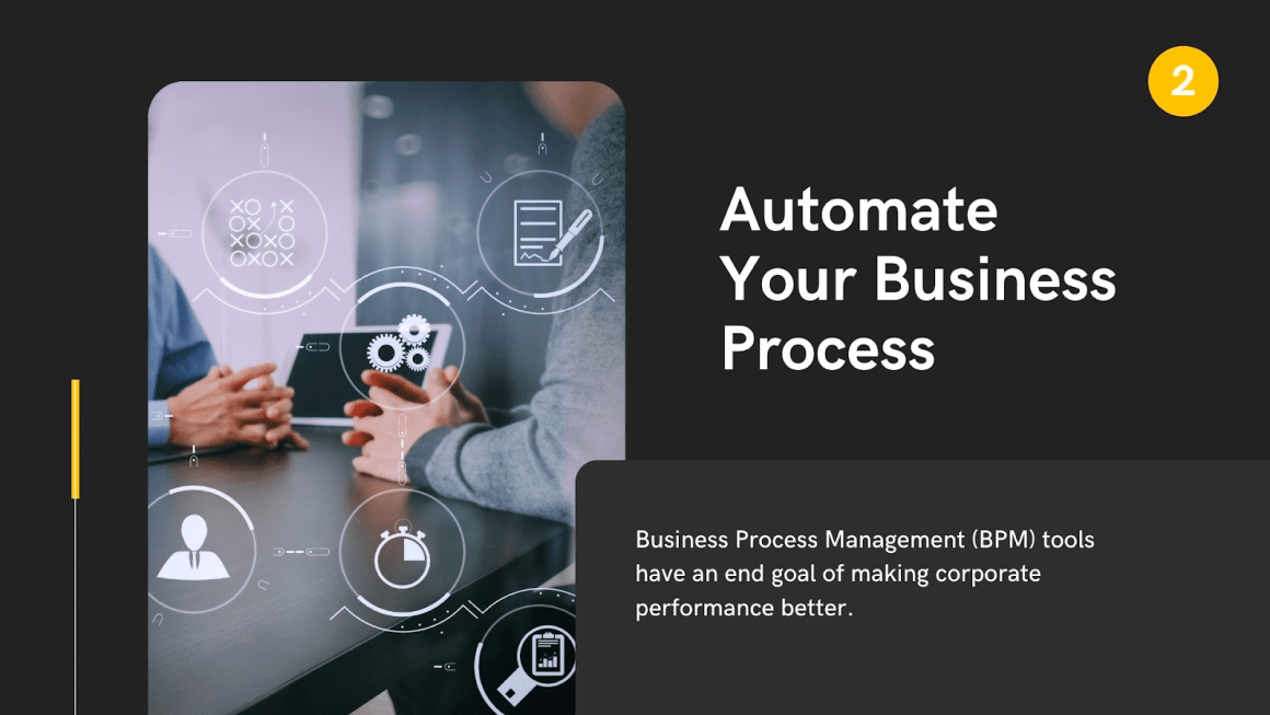 Saas Automate Your Business Process