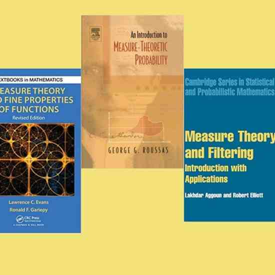 Measure Theory Books, Image, Gaurav Tiwari