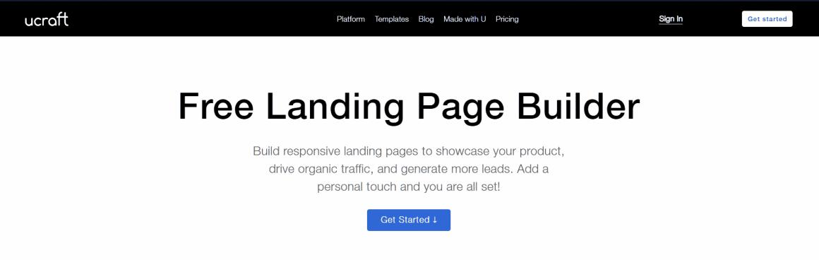 landing page builder, Image, Gaurav Tiwari