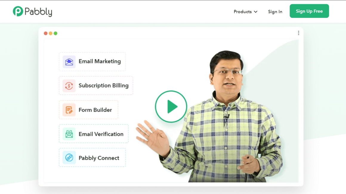 Pabbly accounting and bookkeeping software