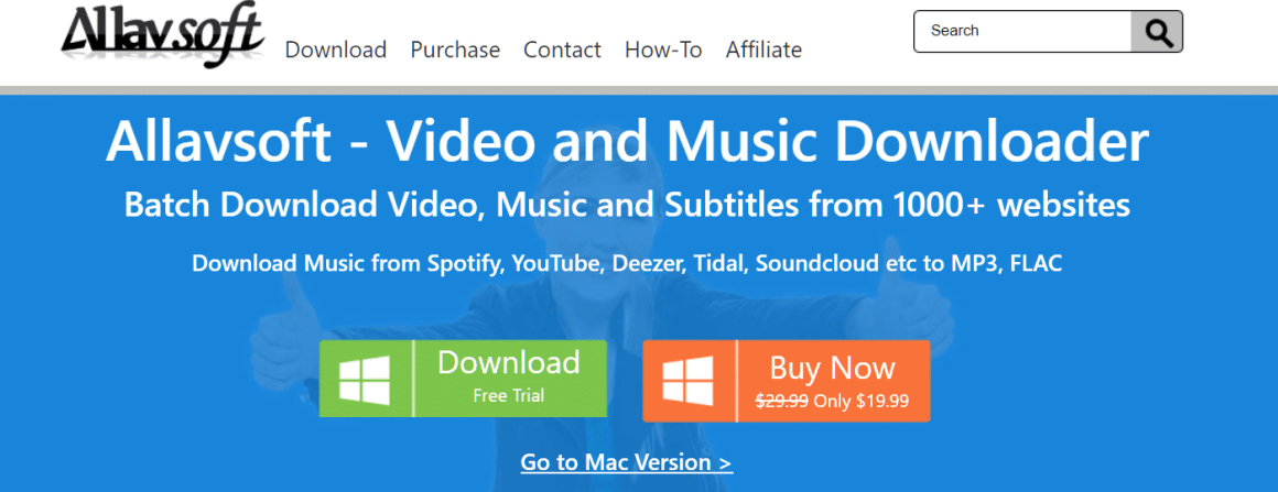 Download private youtube videos with allavsoft for windows and mac