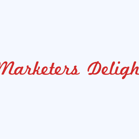 Marketers-delight