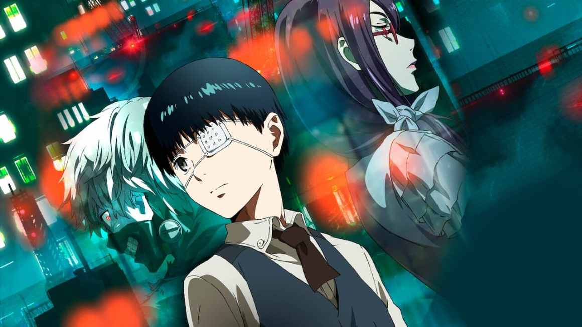 Best anime tokyo ghoul