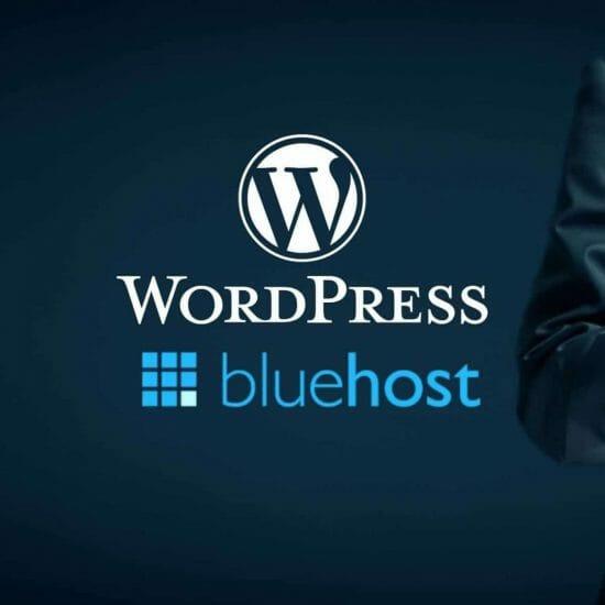 Wordpress bluehost
